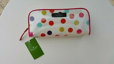 New with Tag - kate spade small henrietta Cosmetic Bag