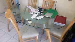 Glass Table Turrella Rockdale Area Preview