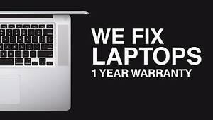 Laptop and Computer Repairs - We Repair All issues! West End Brisbane South West Preview