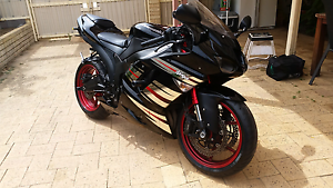2008 zx6r Limited Edition Hillarys Joondalup Area Preview