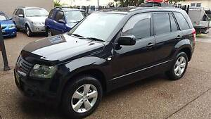 2009 Suzuki Grand Vitara JT (4x4) 08 Upgrade 2.4L 4 Cylinder AUTO Waratah Newcastle Area Preview