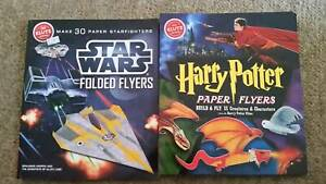 Paper Planes Books - Harry Potter and Star Wars
