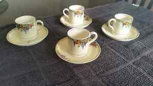 Minature vintage cup and saucer set Mansfield Brisbane South East Preview