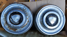 Early Holden hubcaps