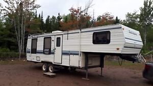 Fifth Wheel Camper For Sale