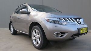 2009 Nissan Murano 2017 rego CVT 6sp 4x4 3.5i extras! Leather Blacktown Blacktown Area Preview