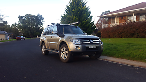 2007 Mitsubishi Pajero NS VRX Manual 3.2 Turbo Diesel Armidale Armidale City Preview