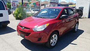 2012 Hyundai Tucson GL P.GROUP,BLUETOOTH,Certified $10475
