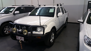 2011 NISSAN NAVARA D40 ST WITH A RWC AND 6 MONTHS REGO Narangba Caboolture Area Preview