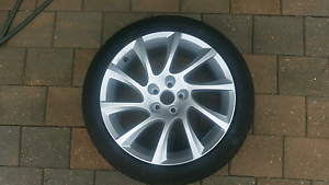 "Genuine Holden Cruze Irmscher Brand 18"" Alloy Rims & Dunlop Tyres Hillbank Playford Area Preview"