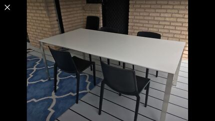 Table 8 - 12 seater (extendable) Dinning Chairs