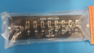 Data Switches Panel Mount Kh Fm-02 8 Channel 5v