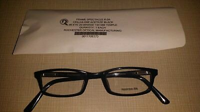 ROCHESTER OPTICAL R-5A FRAME SPECTACLE EYE GLASSES SIZE 46-20-145 OPTOMETRY (Spectacle Frame Sizes)