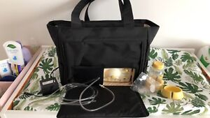 Medela pump in style double electric tote