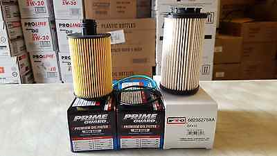 Dodge Ram 1500 3.0 Eco-Diesel Oil and Fuel  Filter kit 2014-2017