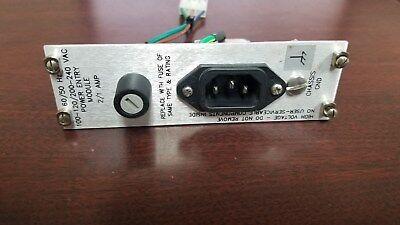 Truetime 560-1222-b Power Entry Module