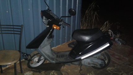 Scooter Yamaha job