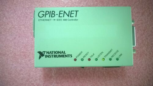 National Instruments GPIB-ENET Ethernet GPIB Controller 181950L-01
