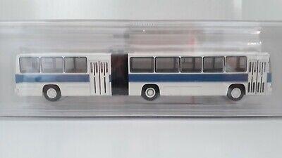 Brekina 59753 - Ikarus 280.03 Gelenkbus, weiss/blau - NEU online kaufen