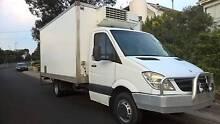 2007 Mercedes-Benz Truck refrigerted sprinter pantech  bargain Melbourne CBD Melbourne City Preview