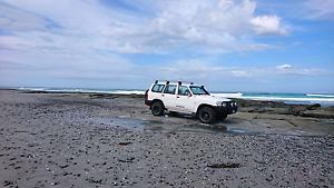 Nissan patrol 2009 dx 3 ltr Bicheno Glamorgan Area Preview