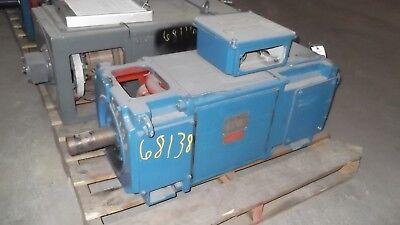 75 HP DC ABB Electric Motor, 900 RPM, 180 Frame, DPFV, 470 V