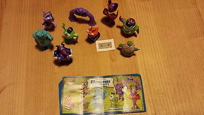 Monster University Einzelfiguren und einzelne Spielzeuge zur Serie (Monster University Spielzeug)