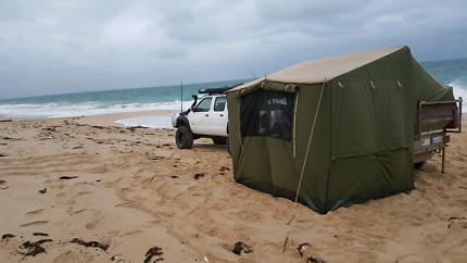 Track Trailer Camper (Top section only not trailer) Kalamunda Kalamunda Area Preview