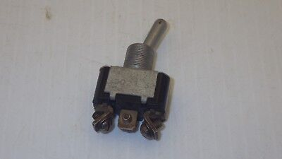 Cutler Hammer An3021-3 Toggle Switch 2-position On-on