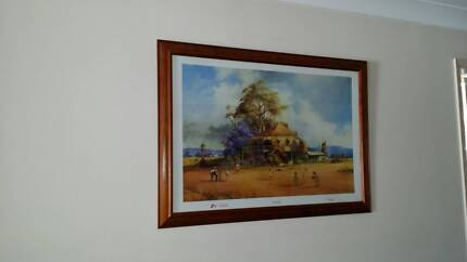 URGENT Wooden frames for posters/prints GREAT CONDITION!