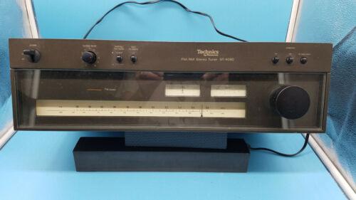 Vintage Technics ST-8080 Stereo Tuner.