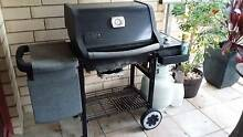 Webber BBQ with gas bottle &extra grill. Wollstonecraft North Sydney Area Preview