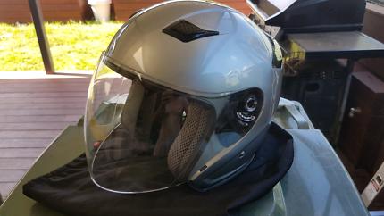 Open Face Motorbike Helmet size s