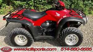 2011 Honda Rubicon :: Financement diisponible à 39,23$/Semaines