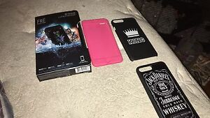 4 like new iPhone 7 Plus cases