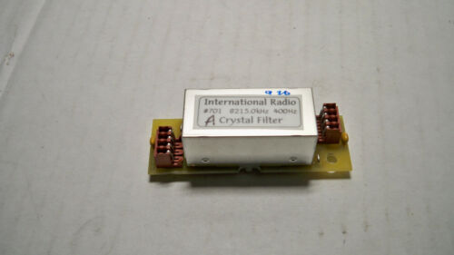 INRAD #701 CW FILTER for FT-920 Transceiver