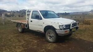1999 Holden Rodeo, Lx 4x4 turbo diesel Kandos Mudgee Area Preview