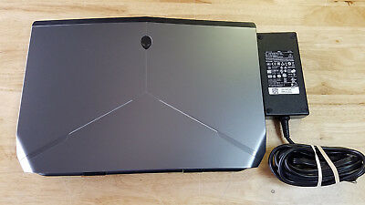 "Nice Alienware 15 R2 Core i7-6700HQ 2.60 ghz 16GB 15"" Notebook Computer NR"