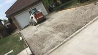 CONCRETE REMOVAL, DRIVEWAYS, SIDEWALKS, PATIOS and MORE!