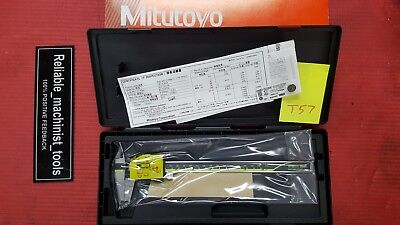 New Mitutoyo Japan Made 8 Inch Absolute Digital Calipermachinist Tool T57