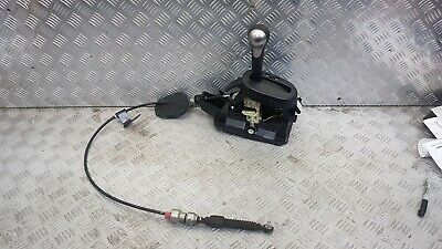NISSAN MICRA GEAR SELECTOR WITH CABLE AUTOMATIC K13 2015