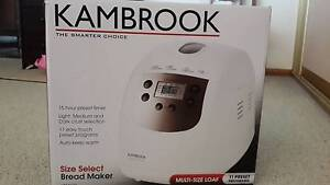 Kambrook bread maker Beverly Hills Hurstville Area Preview