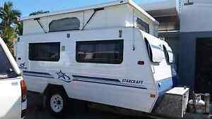 Jayco starcraft outback caravan with bunks Pacific Paradise Maroochydore Area Preview