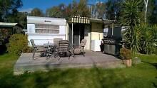 Echuca, On site caravan and annex,Bargin! Ready 4School Holidays Echuca Campaspe Area Preview