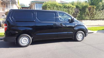 2013 Hyundai iLoad Van/Minivan RWC 81K km 1 owner