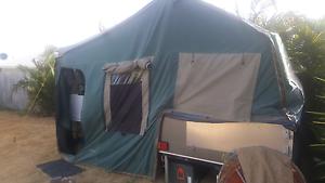 Camper trailer Bargara Bundaberg City Preview