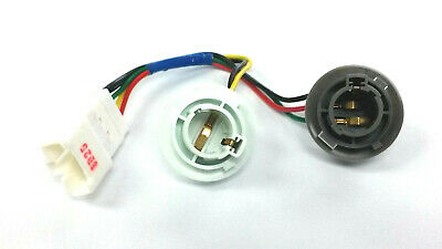 2009-2013 Kia Forte 4 Door Quarter Panel Tail Lamp Socket Harness 92440-1M200