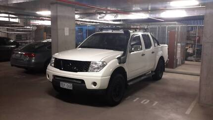 2006 Nissan Navara Ute City North Canberra Preview