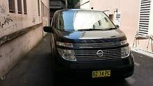 2002 Nissan Elgrand Van/Minivan Haymarket Inner Sydney Preview