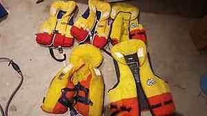 Life jackets Delacombe Ballarat City Preview